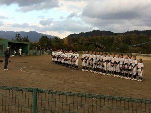 JBOY'S 第10回近畿少年秋季軟式野球大会 滋賀大会結果1