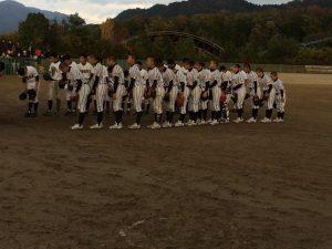 JBOY'S 第10回近畿少年秋季軟式野球大会 滋賀大会結果2