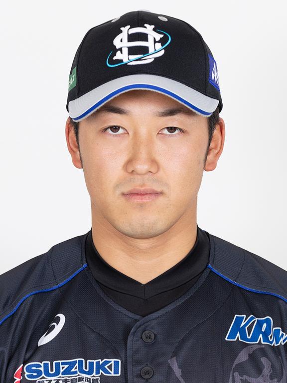 内野手 【25】纐纈-英騎【TOSHIKI-KOUKETSU】