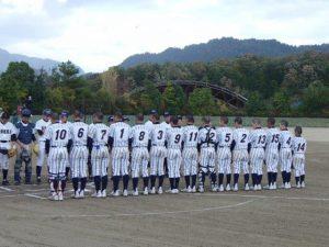 JBOY'S 第10回近畿少年秋季軟式野球大会 滋賀大会結果7