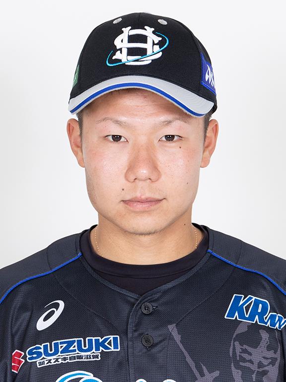 外野手 【1】前本-飛翔【TSUBASA-MAEMOTO】