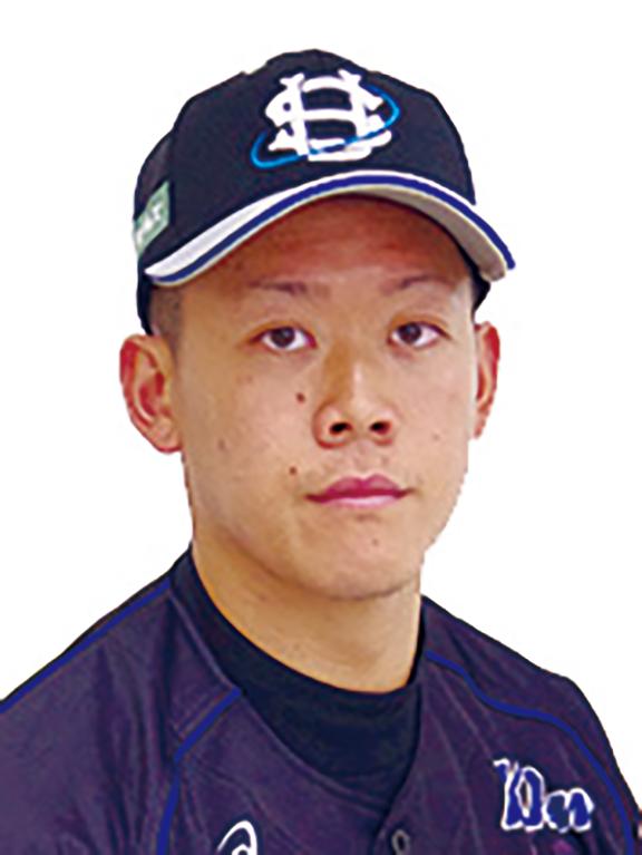 投手【17】上原-大輝【DAIKI-UEHARA】